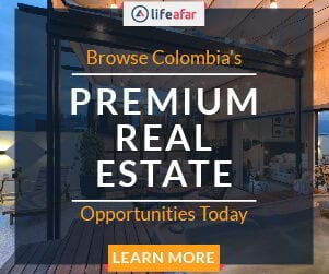colombia premium real state box